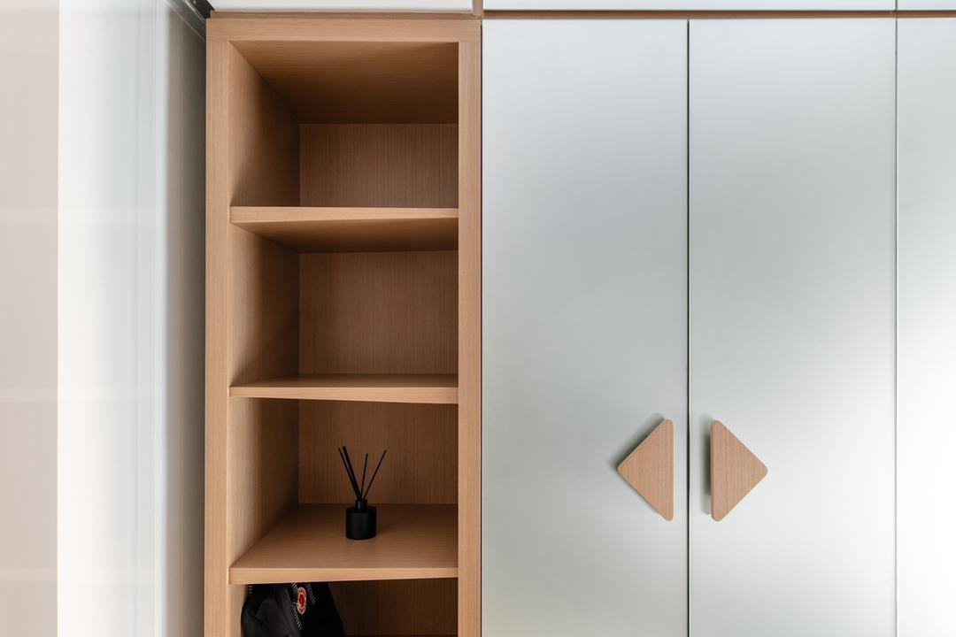 光明臺, MAD Studio Limited, 睡房, 私家樓, Storage, Organisation, Wardrobe
