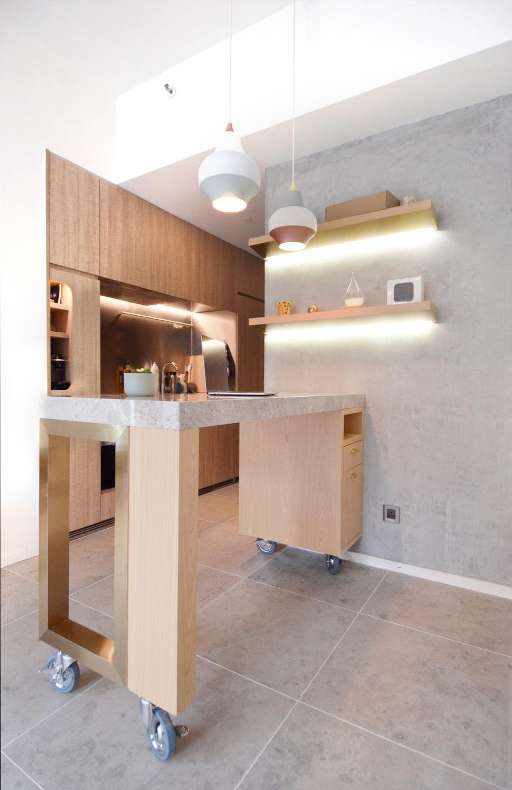 私家樓, 飯廳, 瑧璈, 室內設計師, MAD Studio Limited