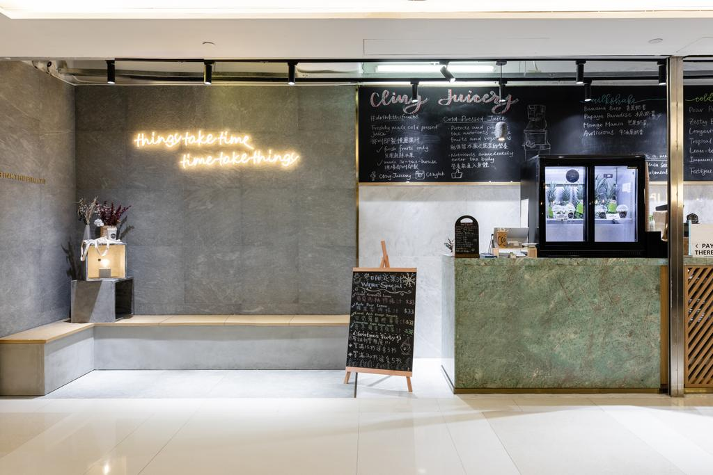 Cling Juicery, 商用, 室內設計師, MAD Studio Limited