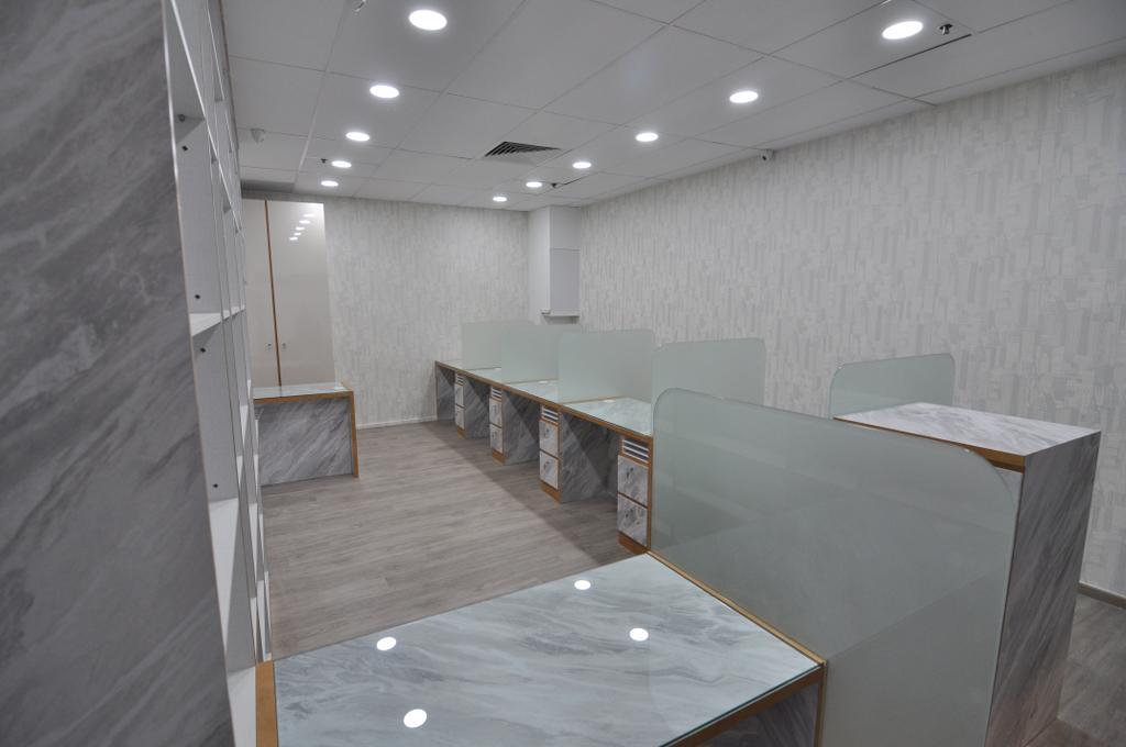 Peninsula Plaza, Commercial, Interior Designer, Craftwerkz Interior, Contemporary
