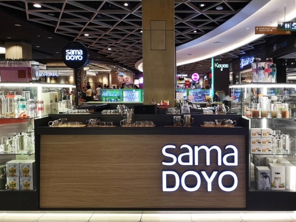 Sama Doyo, Mid Valley Megamall, Commercial, Interior Designer, Spazio Design Sdn Bhd, Modern, Contemporary