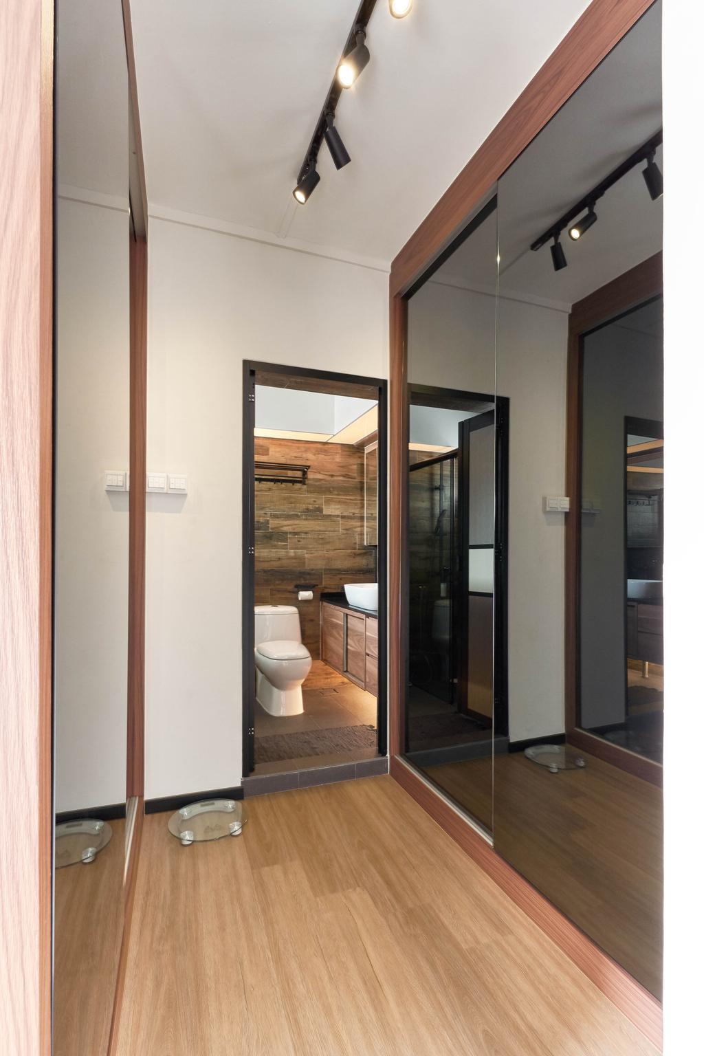 Contemporary, HDB, Bukit Panjang Ring Road, Interior Designer, Tab Gallery