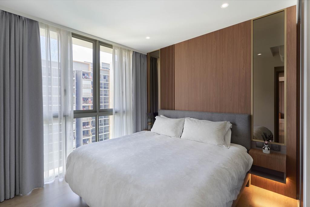 Contemporary, Condo, Bedroom, Sol Acres, Interior Designer, Boewe Design