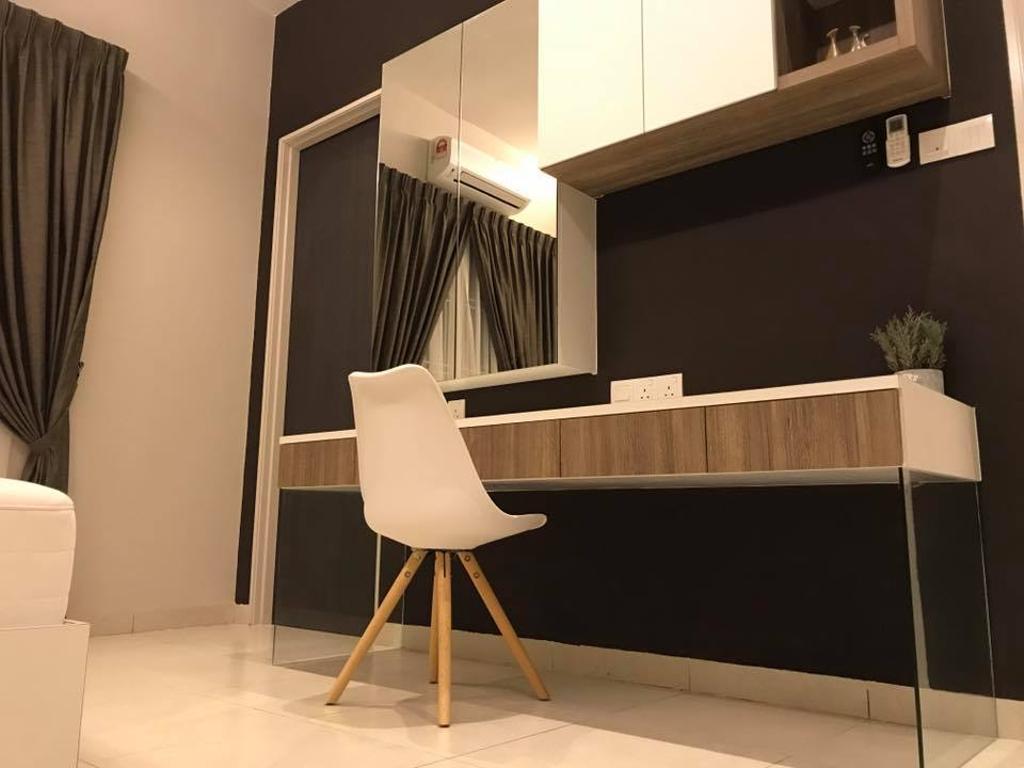 Modern, Landed, Study, 1 Meru, Ipoh, Interior Designer, ZOGE Interior & Build (M) Sdn. Bhd.
