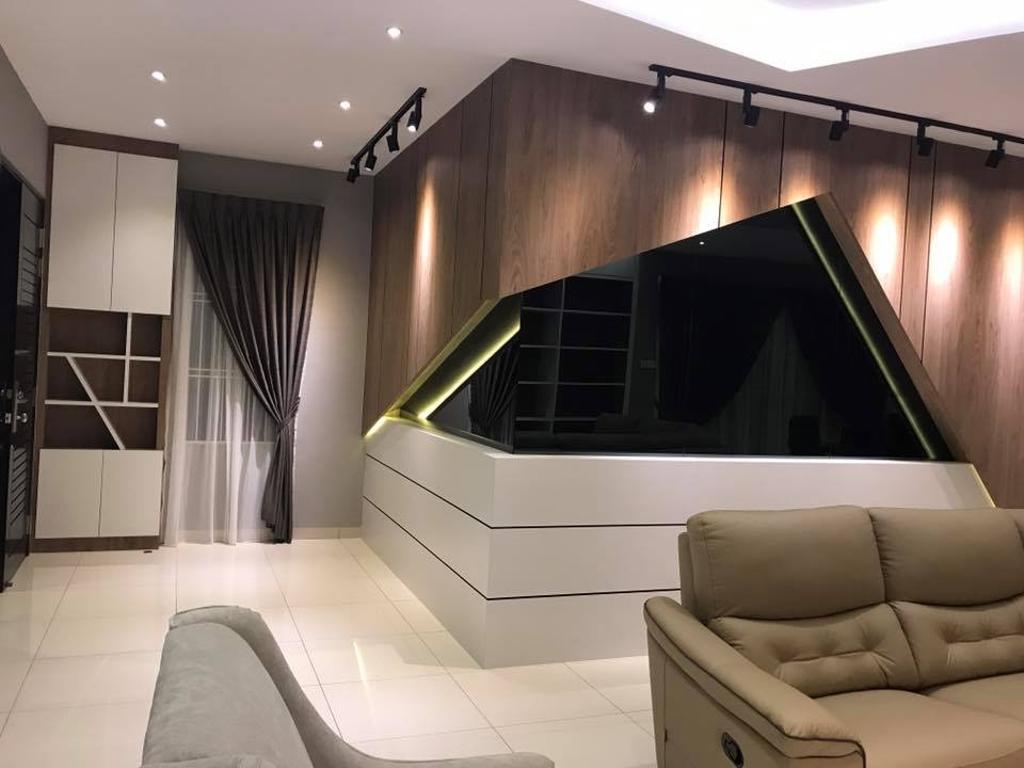 Modern, Landed, 1 Meru, Ipoh, Interior Designer, ZOGE Interior & Build (M) Sdn. Bhd.