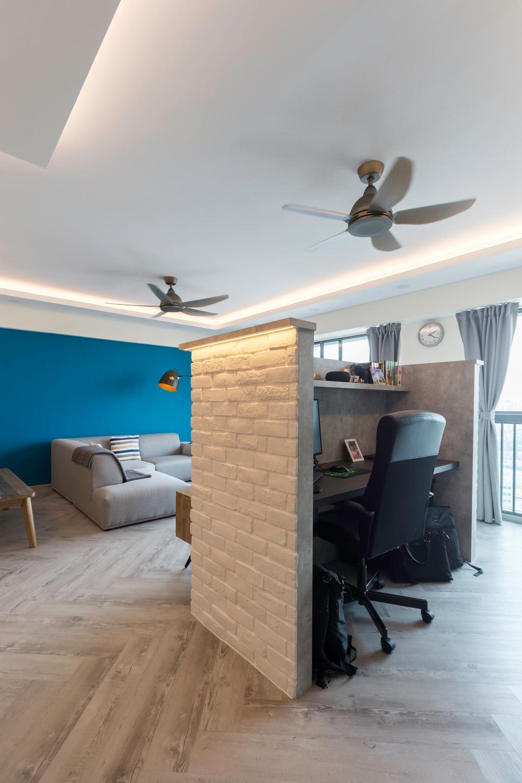 Contemporary, HDB, Cantonment Road, Interior Designer, GB Interior Design