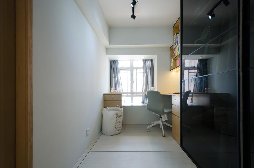 摩登, 私家樓, 睡房, 順興大廈-2, 室內設計師, 現時設計