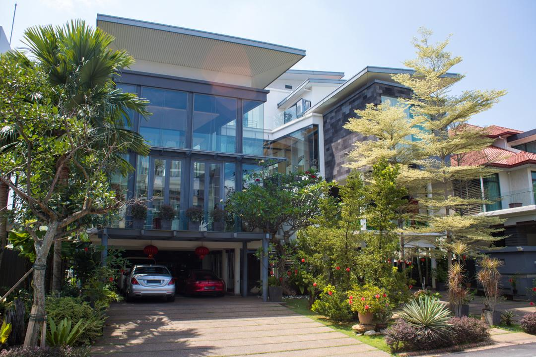 The Nest House, Seri Kembangan by Fuyu Dezain Sdn. Bhd.