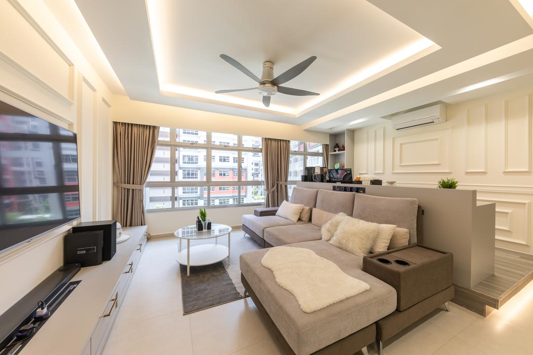 Bukit Batok West Avenue 8 by Yang's Inspiration Design