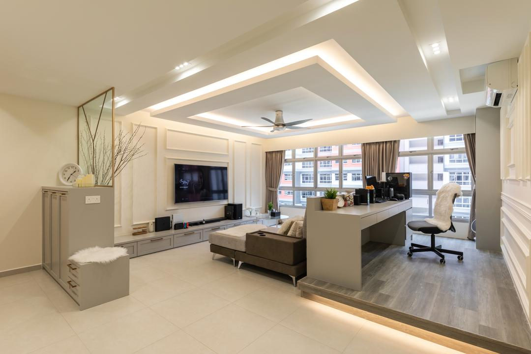 Bukit Batok West Avenue 8 by Yang's Inspiration Design