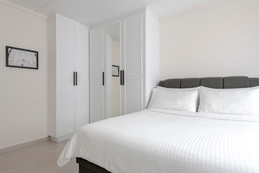 Contemporary, HDB, Bedroom, Pasir Ris Street 51, Interior Designer, Fifth Avenue Interior