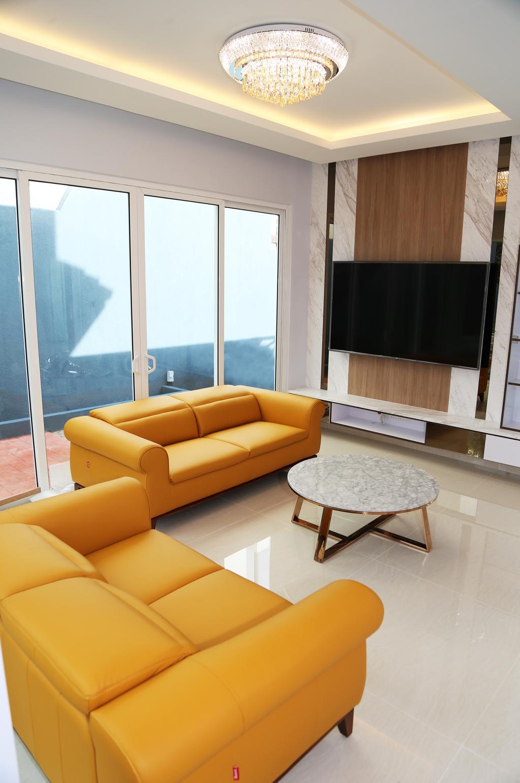 Modern, Landed, USJ Height, Subang Jaya, Interior Designer, Lequen Construction And Renovation Group, Minimalist, Contemporary