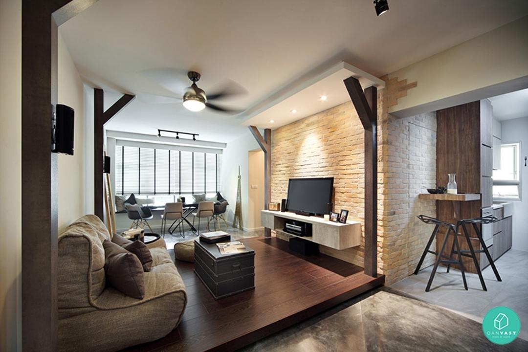 3 Tips To A Great Home Design For A Small Family