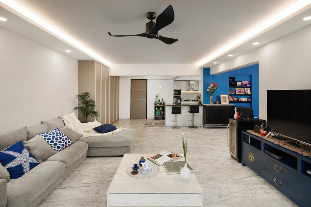 Bedok Reservoir Road by Renolux Interior