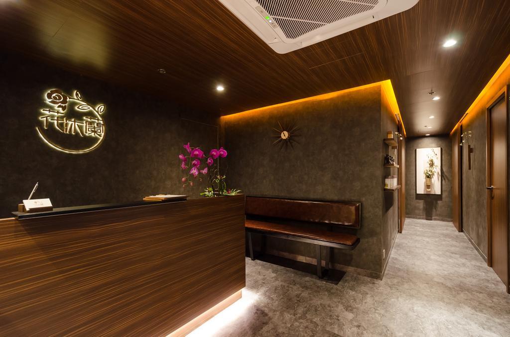 花沐蘭 SPA 按摩店舖, 商用, 室內設計師, 現時設計
