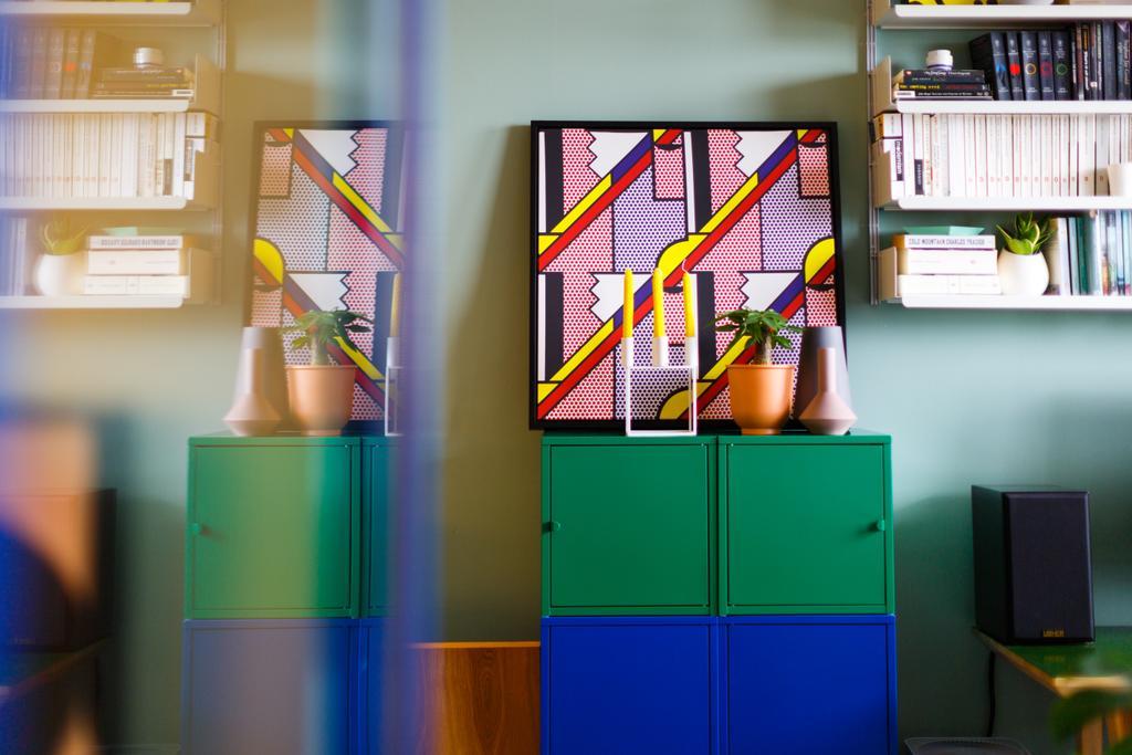 Eclectic, Condo, Study, Commonwealth Towers, Interior Designer, The Scientist, Contemporary