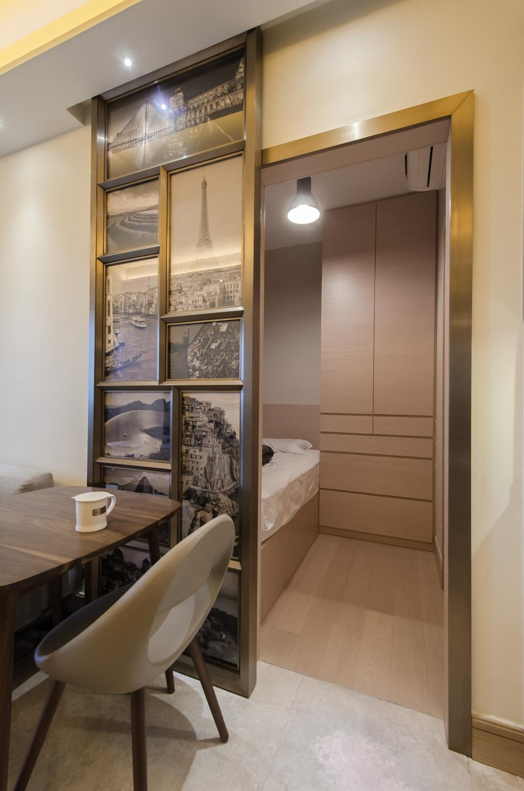 私家樓, 睡房, 加多近山, 室內設計師, 現時設計