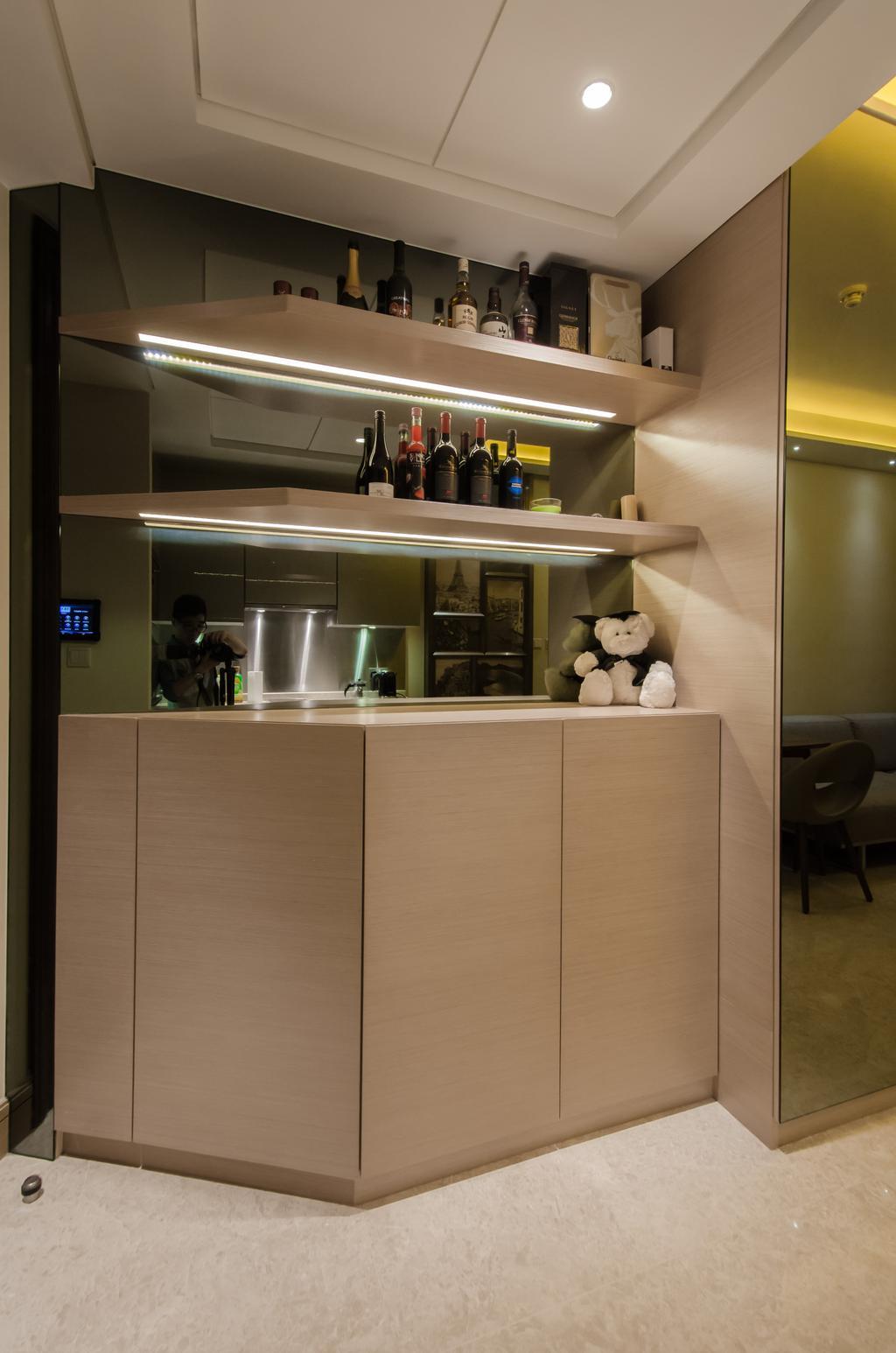 私家樓, 加多近山, 室內設計師, 現時設計