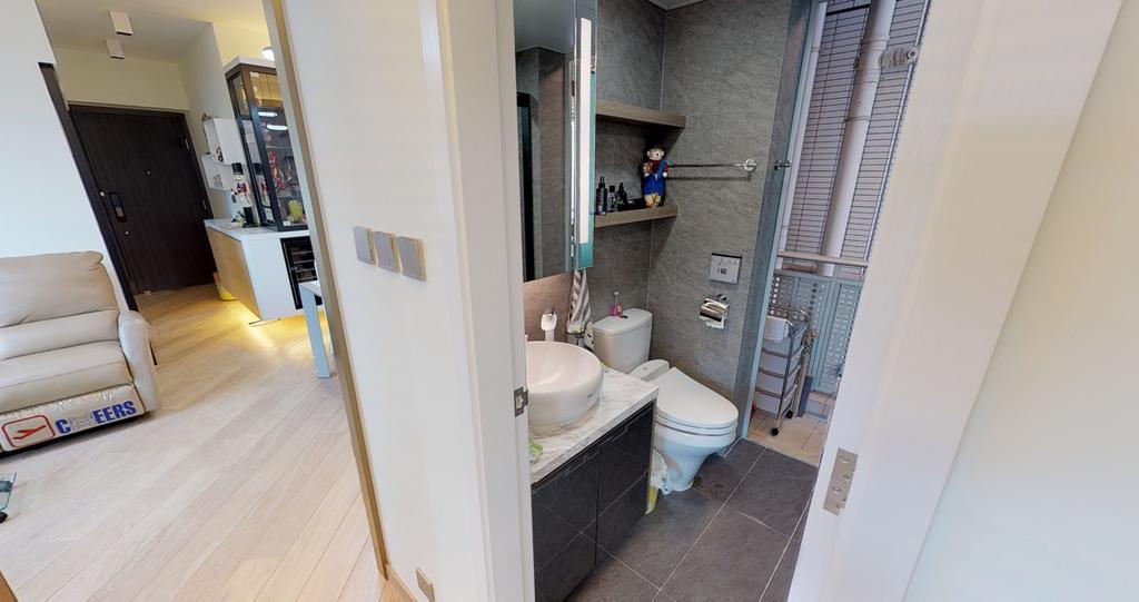 私家樓, 浴室, 名城, 室內設計師, Shine Interior Design