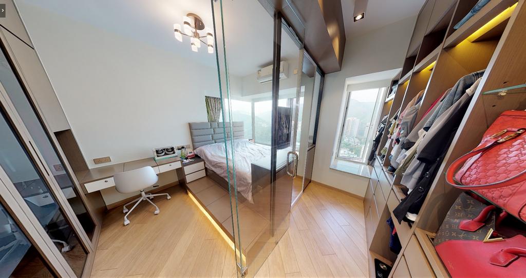 私家樓, 睡房, 名城, 室內設計師, Shine Interior Design