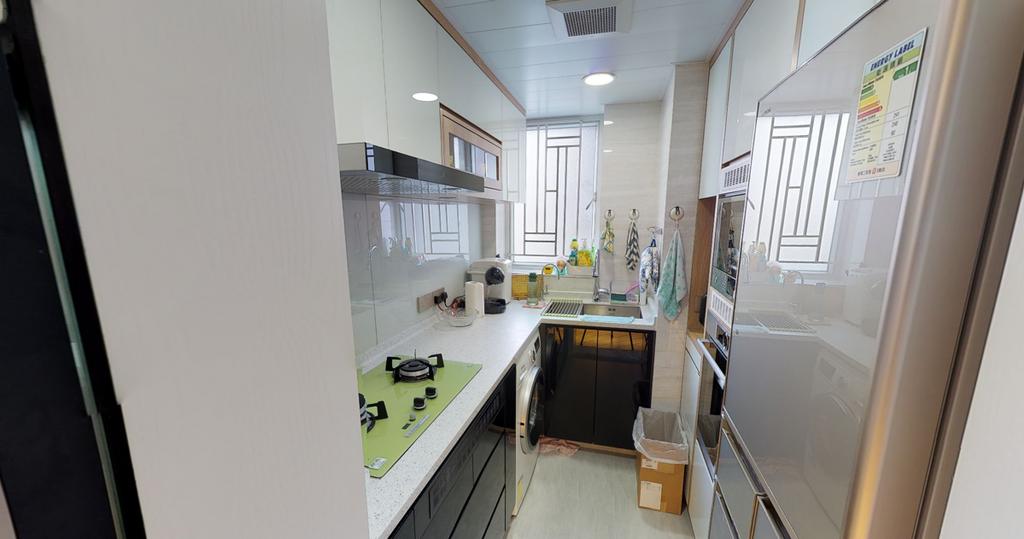 私家樓, 廚房, 名城, 室內設計師, Shine Interior Design