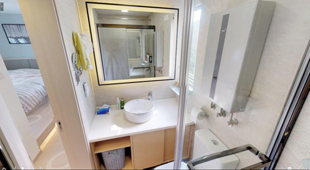 簡約, 公屋/居屋, 浴室, 富景花園, 室內設計師, Shine Interior Design