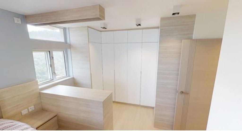 簡約, 公屋/居屋, 睡房, 富景花園, 室內設計師, Shine Interior Design