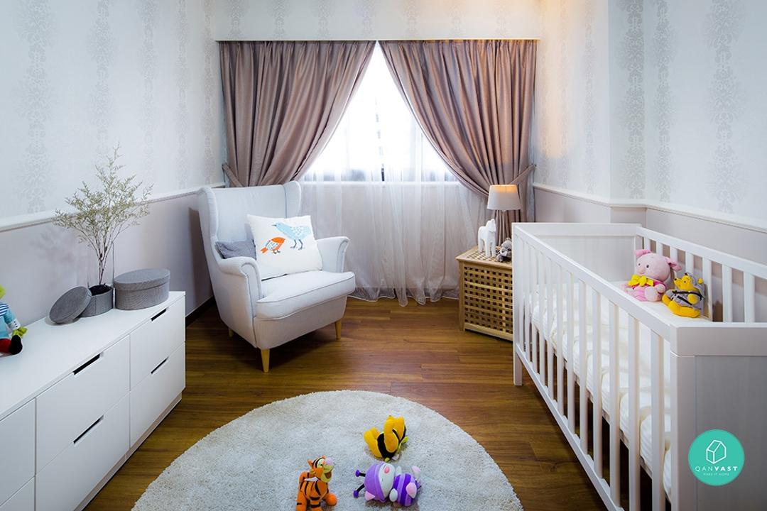 8 Tips to Put Together a Baby Nursery on Budget