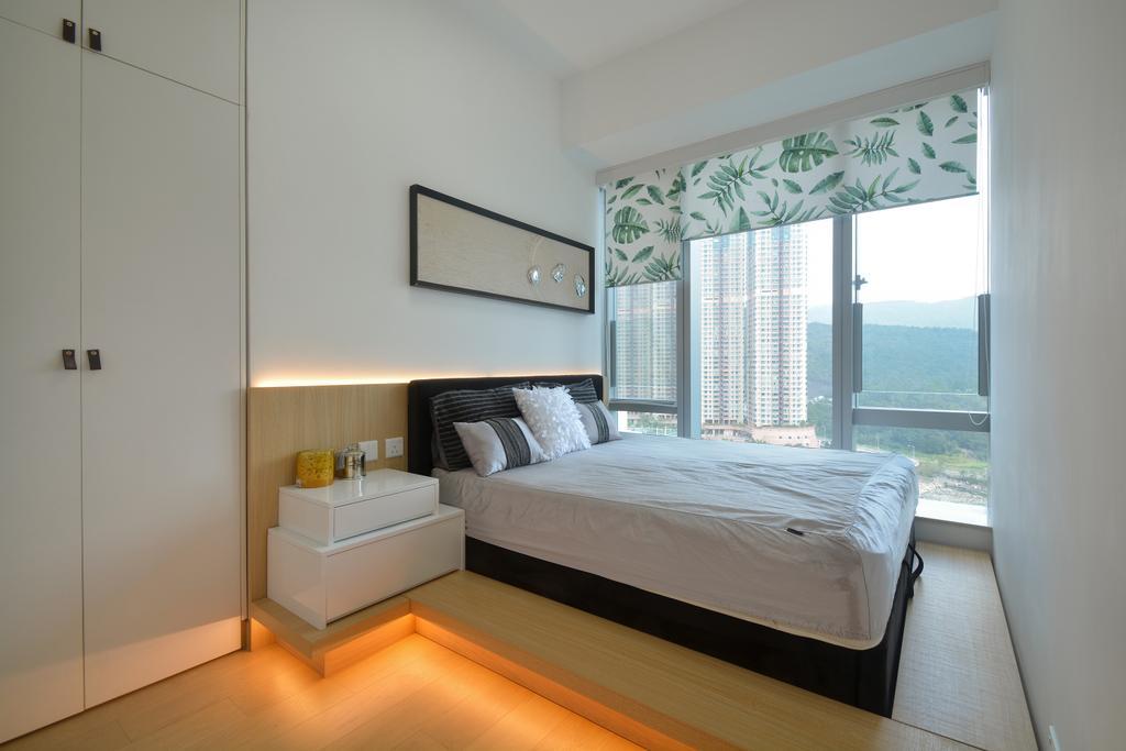 私家樓, 睡房, Savannah, 室內設計師, Space Design