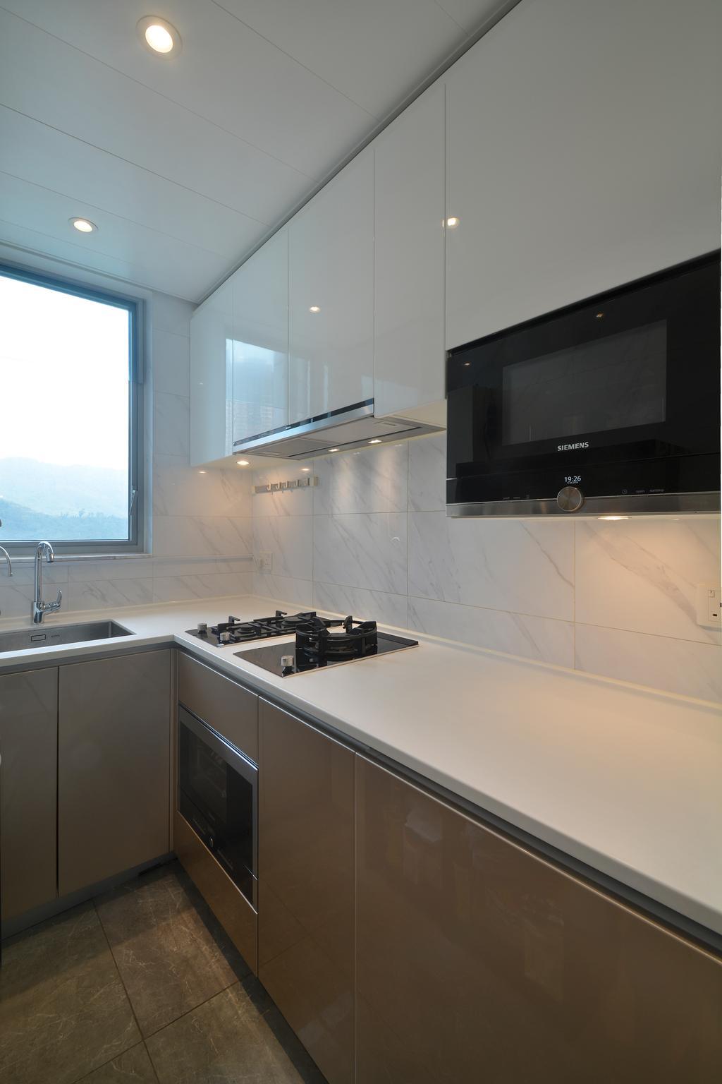 私家樓, 廚房, Savannah, 室內設計師, Space Design