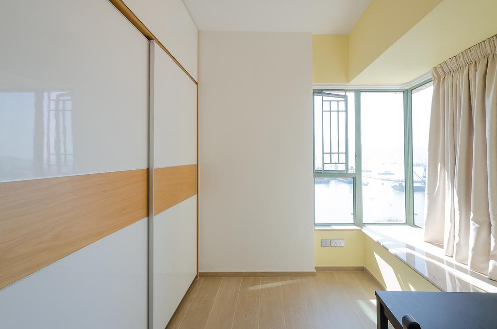 簡約, 私家樓, 書房, 維港灣 C 室, 室內設計師, 現時設計