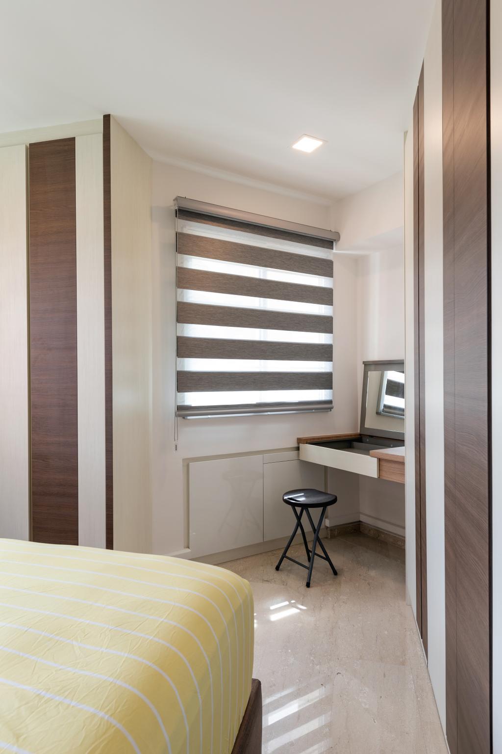 Contemporary, HDB, Bukit Merah View, Interior Designer, Azcendant