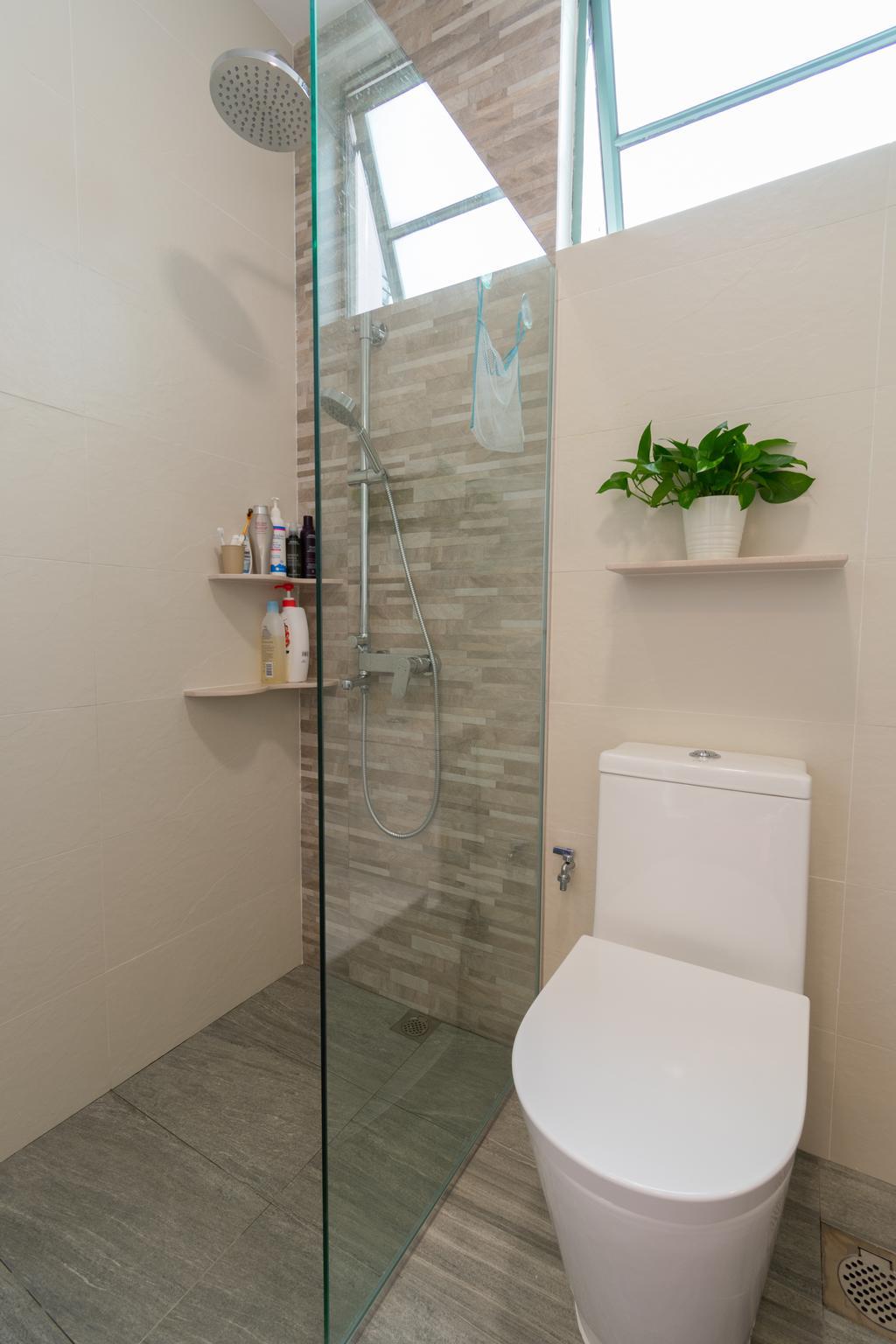Contemporary, Condo, Bathroom, Tanglin Regency, Interior Designer, Yang's Inspiration Design