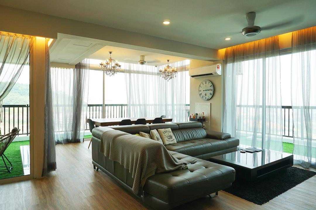Armanee Terrace, Damansara Perdana by Infinite Interior Design
