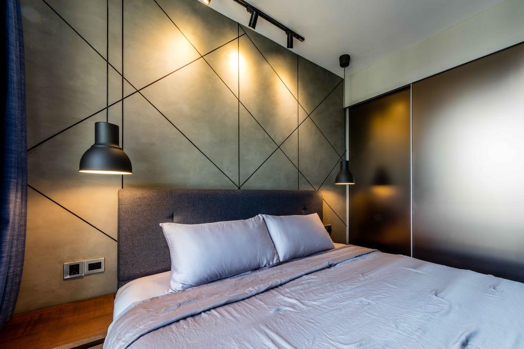 Contemporary, Condo, Bedroom, Sol Acres, Interior Designer, Ciseern