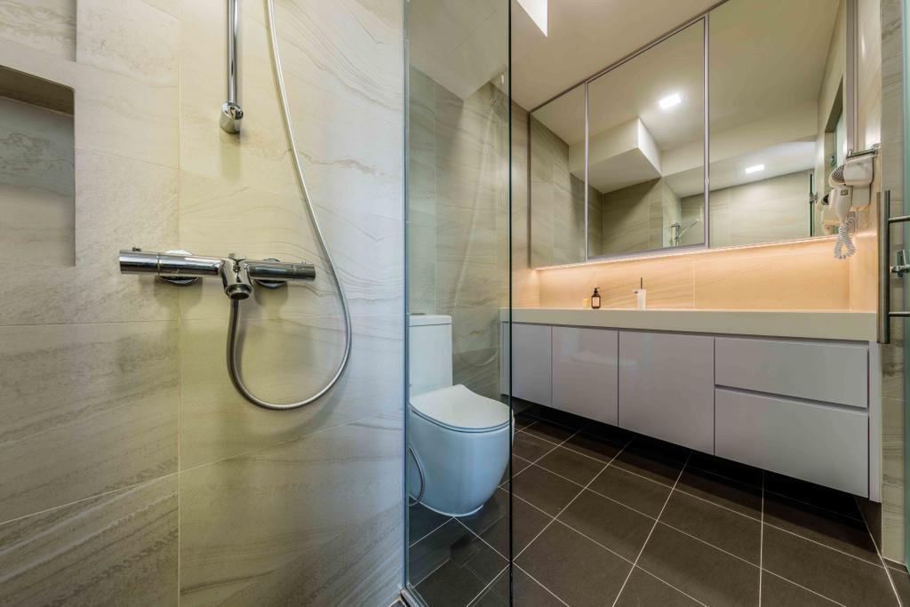Contemporary, Condo, Bathroom, The Florida, Interior Designer, Ciseern