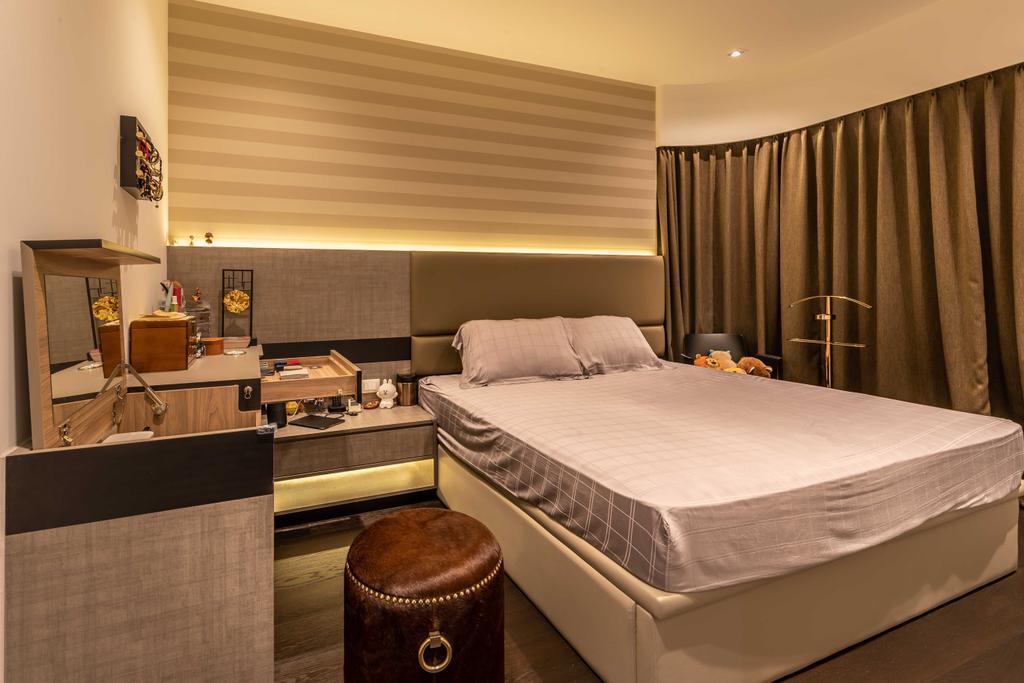 Contemporary, Condo, Bedroom, Amber Skye, Interior Designer, Ciseern