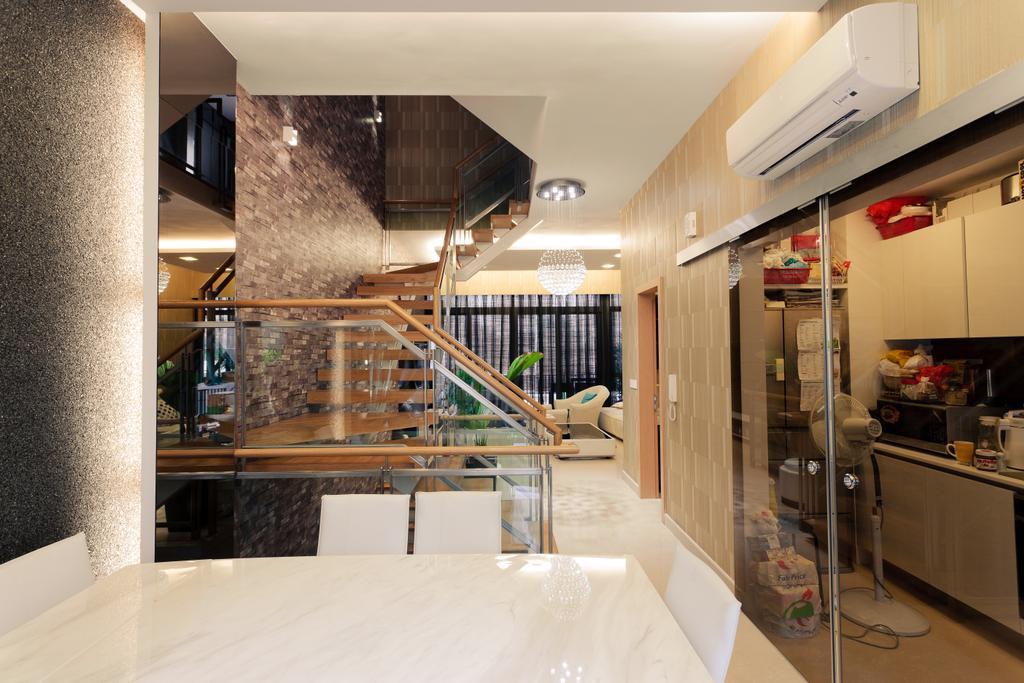 Contemporary, Condo, Dining Room, Charlton Lane, Interior Designer, Lifestyle + Interiors