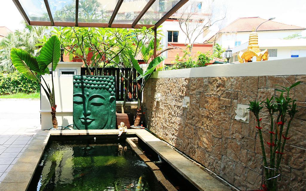 Contemporary, Landed, Garden, Woo Mon Chew Terrace, Interior Designer, Lifestyle + Interiors, Modern