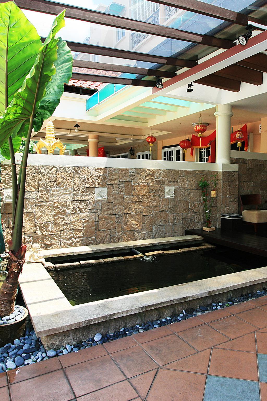 Contemporary, Landed, Woo Mon Chew Terrace, Interior Designer, Lifestyle + Interiors, Modern