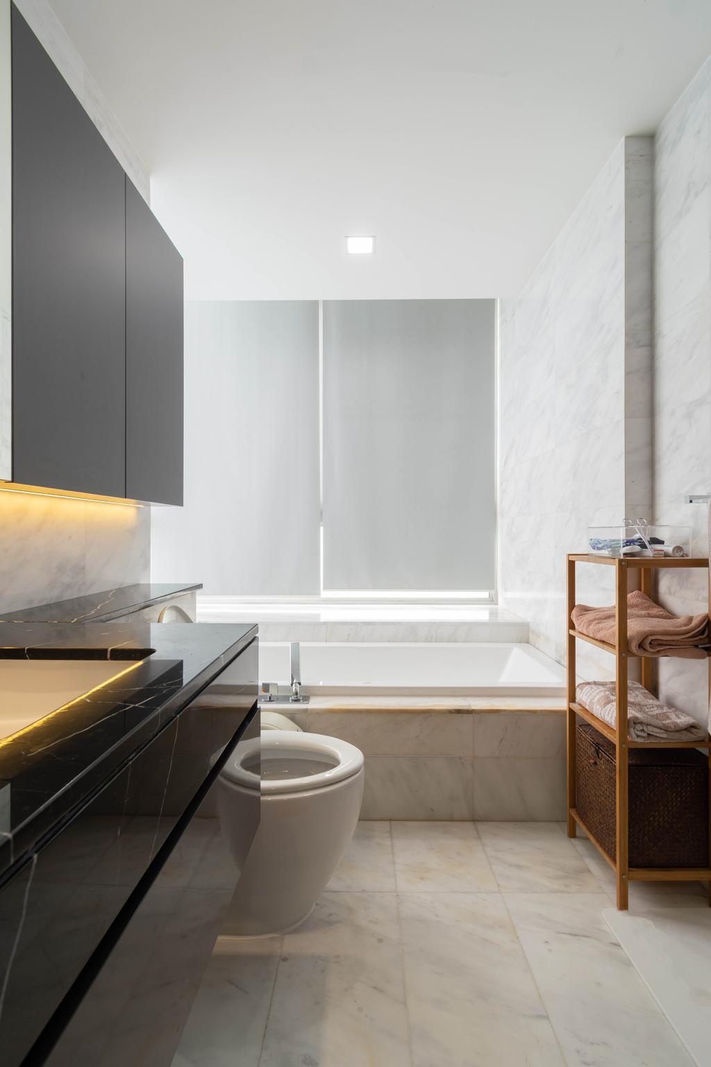 Contemporary, Condo, Bathroom, Aalto, Interior Designer, Imago Dei 3