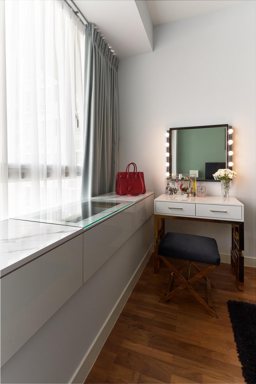 Modern, Condo, Bedroom, Riveredge, Interior Designer, Ciseern
