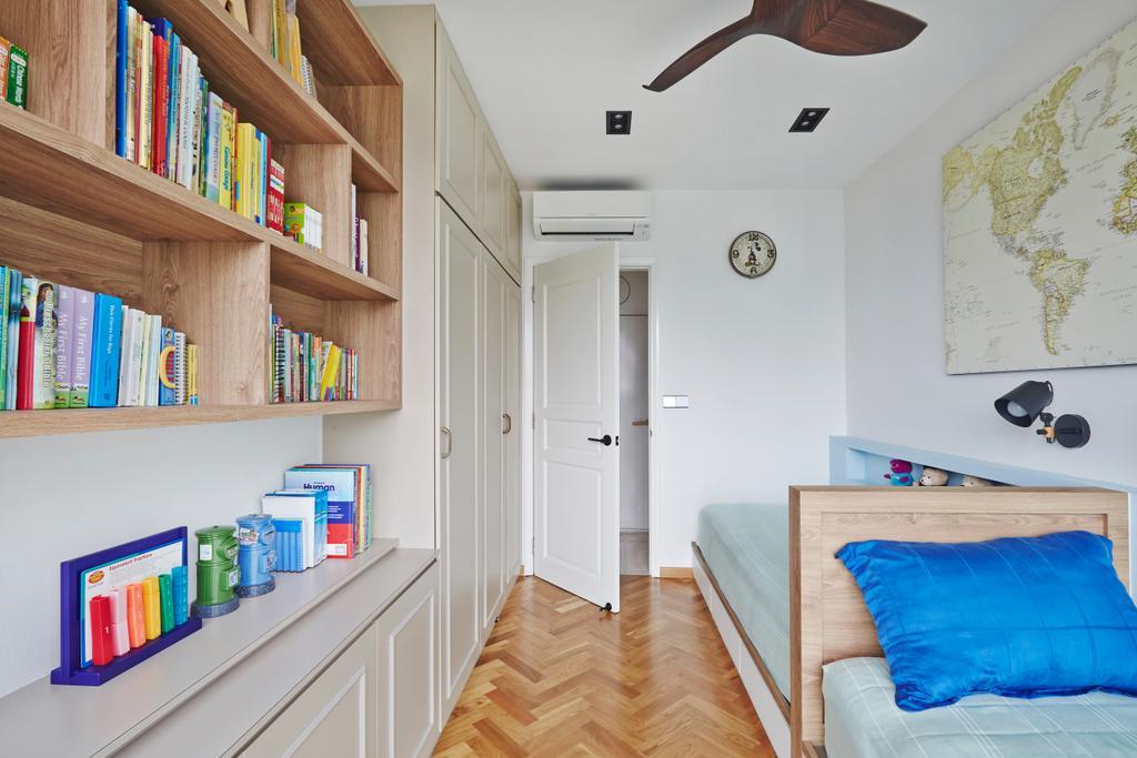 Modern, Condo, Bedroom, Goldenhill, Interior Designer, Fuse Concept, Eclectic