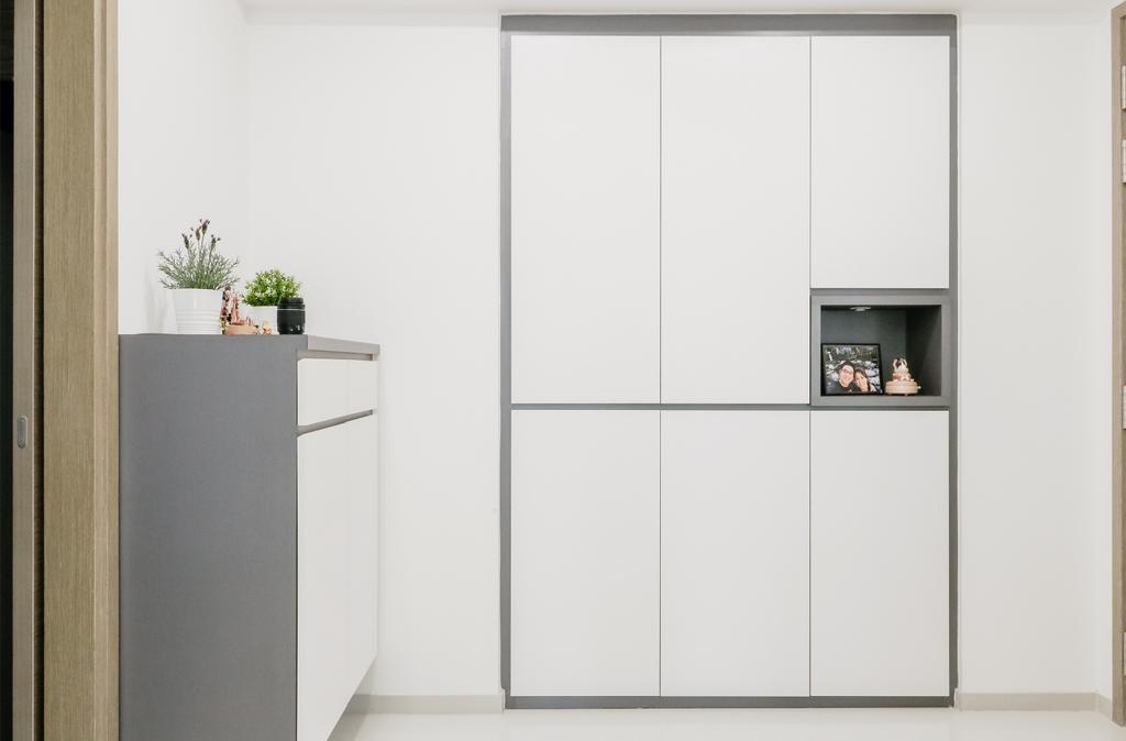 Modern, Condo, Living Room, The Terrace, Interior Designer, Design 4 Space