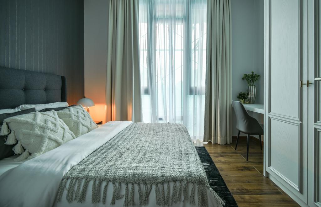 Modern, Condo, Picasso Residence, Jalan Jelantak, Interior Designer, SQFT Space Design Management, Contemporary