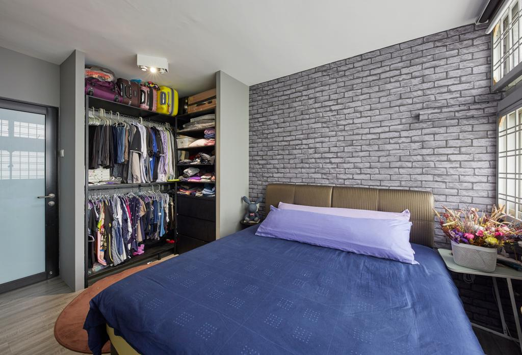 Modern, HDB, Bedroom, Bukit Batok East (Block 286), Interior Designer, i-Chapter