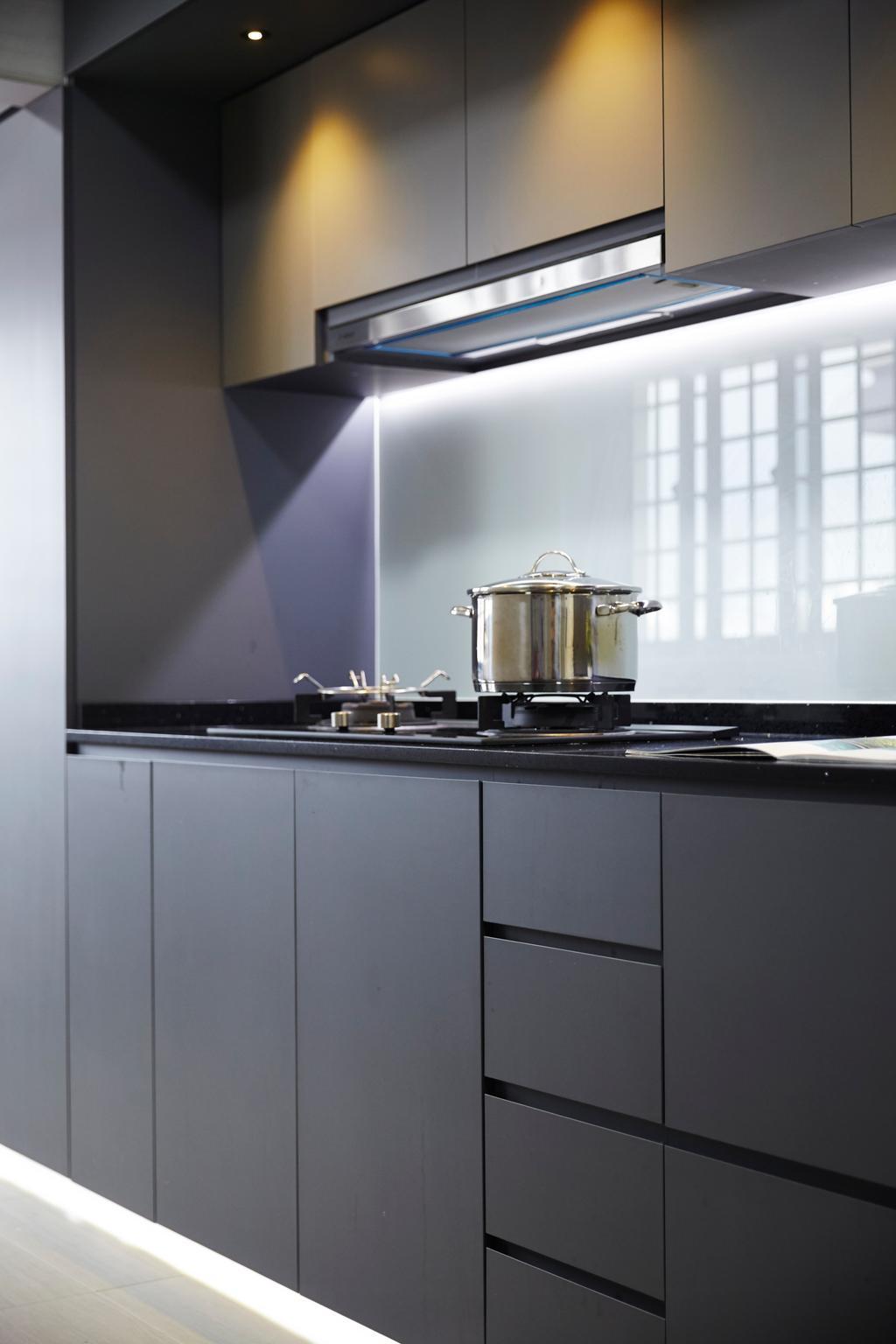 Modern, HDB, Kitchen, Choa Chu Kang ( Block 484), Interior Designer, i-Chapter