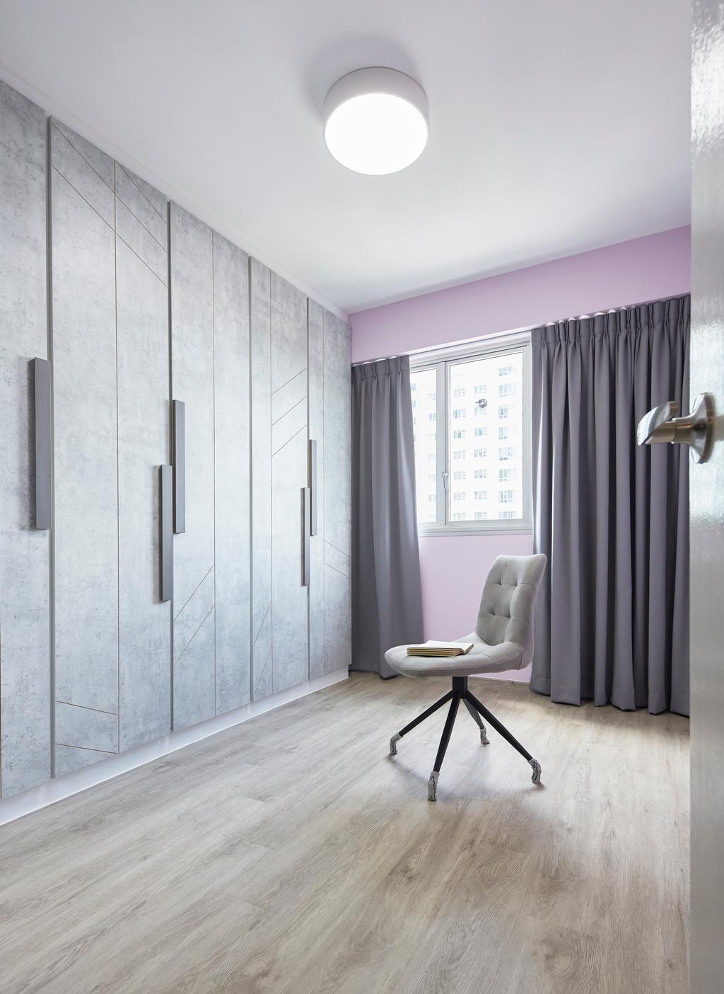 Eclectic, HDB, Bedroom, Telok Blangah Street 31, Interior Designer, i-Chapter