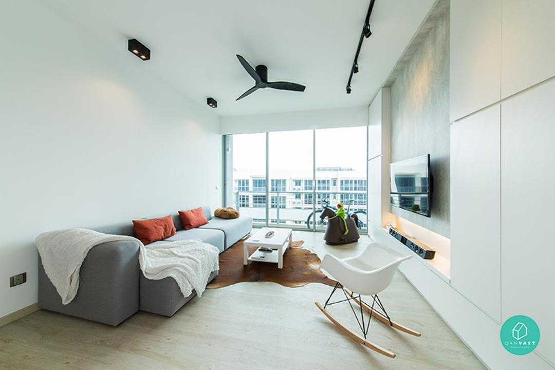 10 Charming Condo Home Interiors in Singapore 12