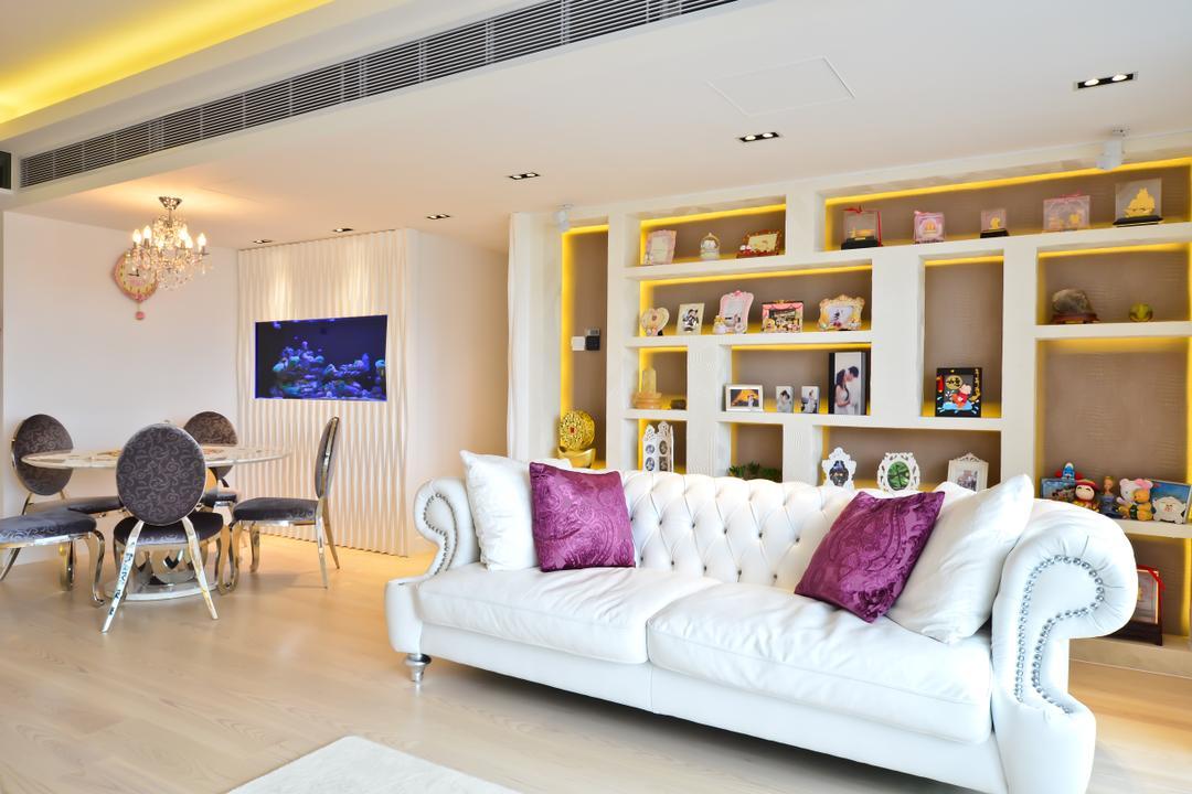 Shiu Fai Terrace by Aims Design